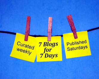 7 Blogs for 7 Days graphic